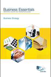 Business Strategy by BPP Learning Media