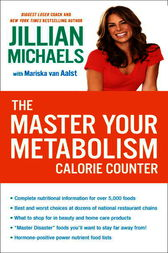 The Master Your Metabolism Calorie Counter by Jillian Michaels