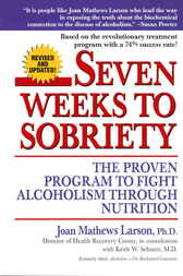 Seven Weeks to Sobriety by Joan Mathews Larson