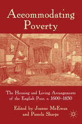 Accommodating Poverty by Joanne McEwan