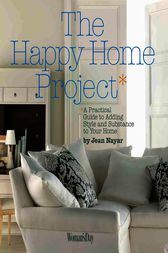 The Happy Home Project by Jean Nayar