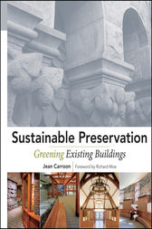 Sustainable Preservation by Jean Carroon
