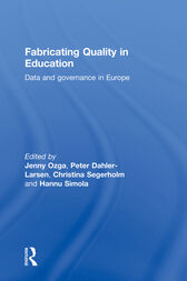 Fabricating Quality in Education by Jenny Ozga