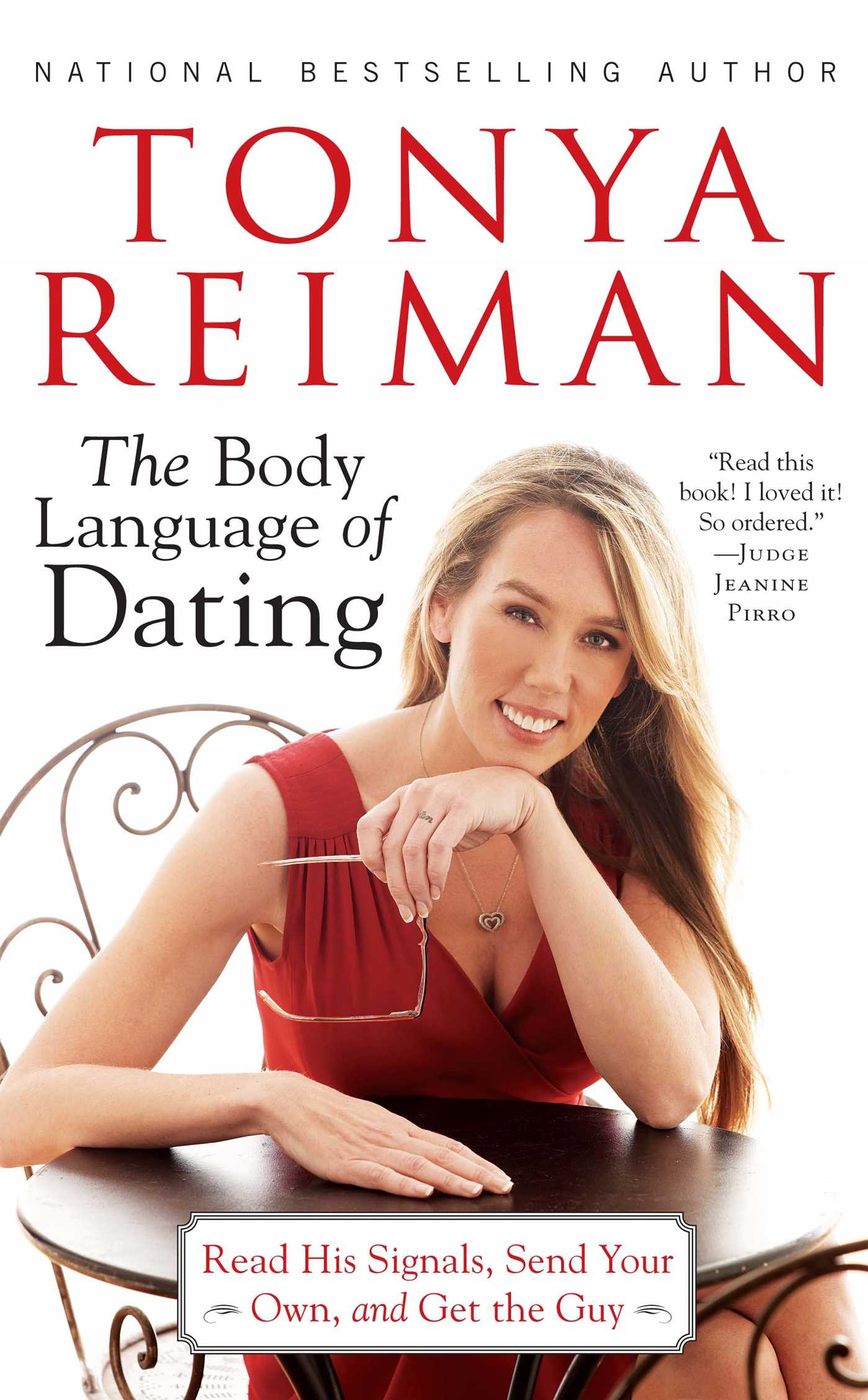 Download Ebook The Body Language of Dating by Tonya Reiman Pdf