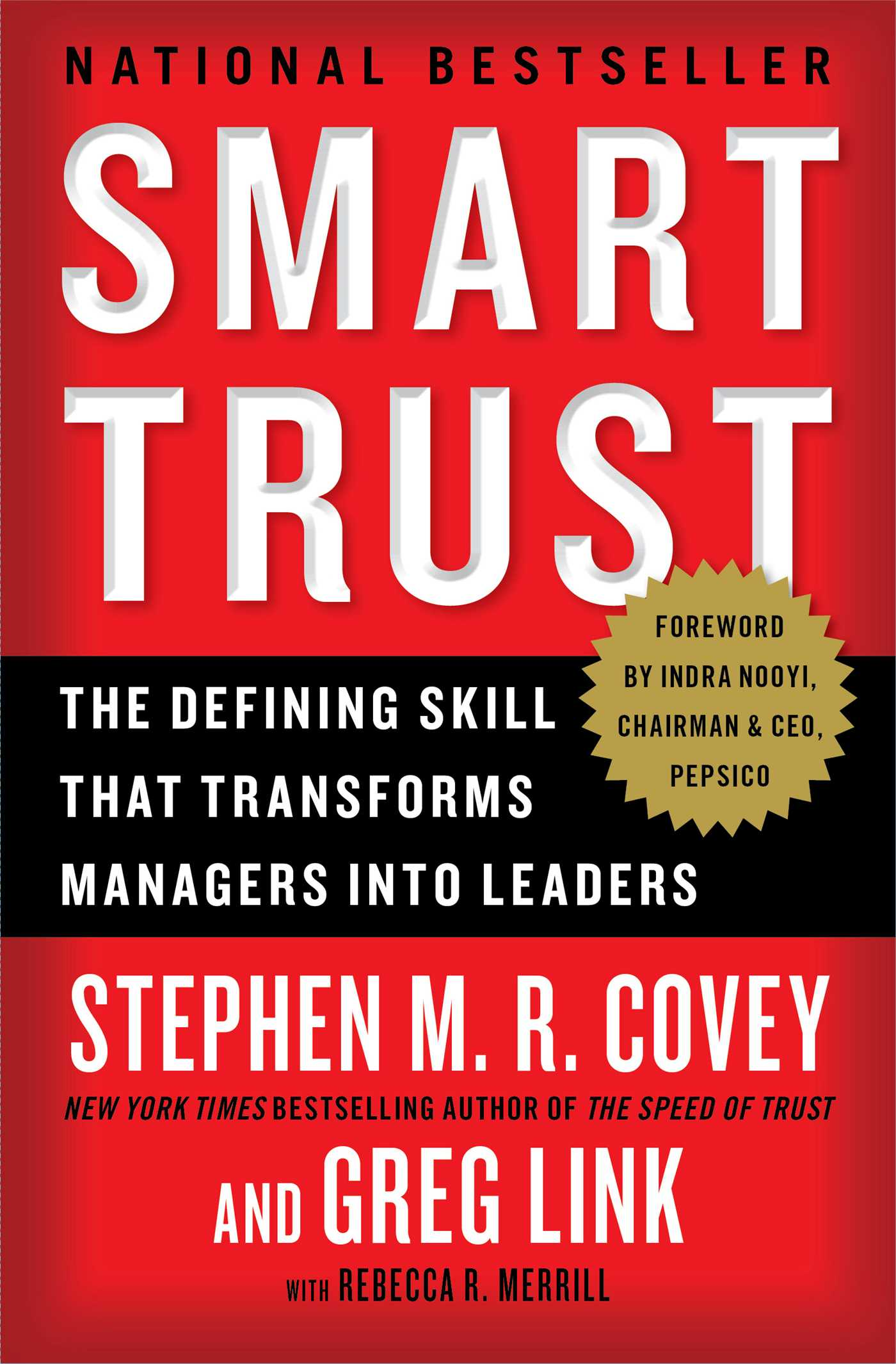 Download Ebook Smart Trust by Stephen M.R. Covey Pdf