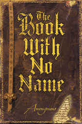 Book with No Name by Anonymous