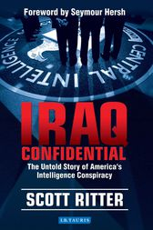Iraq Confidential by Scott Ritter