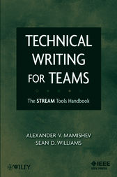 Technical Writing for Teams by Alexander Mamishev
