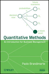 Quantitative Methods by Paolo Brandimarte