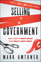 Selling to the Government by Mark Amtower