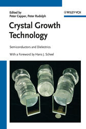 Crystal Growth Technology by Hans J. Scheel