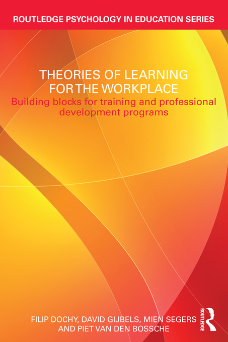 Download Ebook Theories of Learning for the Workplace by Filip Dochy Pdf
