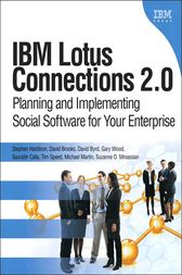 IBM Lotus Connections 2.0 by Stephen Hardison