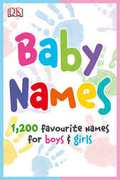 Baby Names by DK Publishing