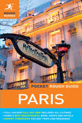 Pocket Rough Guide Paris by James McConnachie