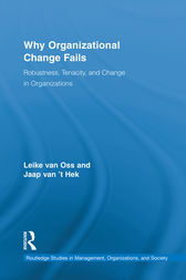 Why Organizational Change Fails by Leike van Oss