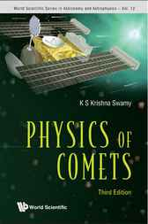 Physics of Comets by K.S. Krishna Swamy