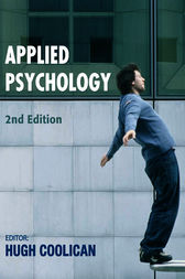 Applied Psychology, 2nd Edition by Julie Harrower