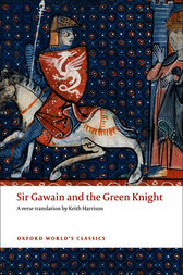 Sir Gawain and The Green Knight by Keith Harrison