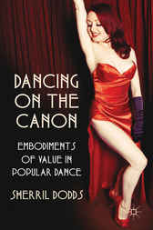 Dancing on the Canon by Sherril Dodds
