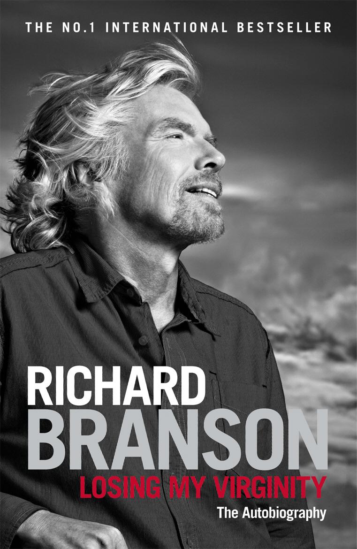 Losing My Virginity by Richard Branson (ebook)
