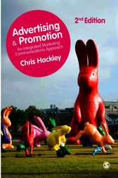 Advertising and Promotion by Chris Hackley