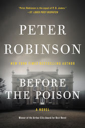 Before The Poison By Peter Robinson Ebook border=