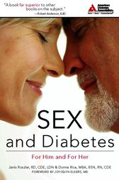 Sex and Diabetes by Janis Roszler