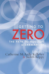 Getting to Zero by Catherine M. Kelleher