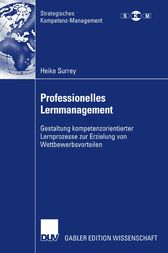 Professionelles Lernmanagement by Heike Surrey
