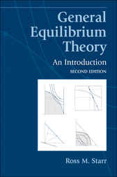 General Equilibrium Theory by Ross M. Starr