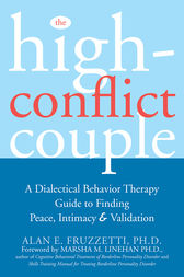 The High-Conflict Couple by Alan Fruzzetti