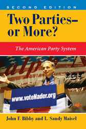 Two Parties--or More? by John F Bibby