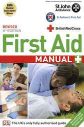 First Aid Manual by British Red Cross Society