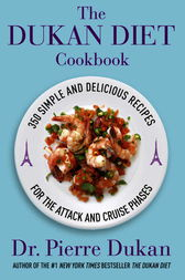 The Dukan Diet Cookbook by Pierre Dukan