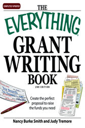 The Everything Grant Writing Book by Nancy Burke