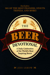The Beer Devotional by Jess Lebow
