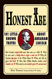 Honest Abe by Brian Thornton