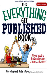 The Everything Get Published Book by Meg Schneider