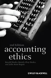 Accounting Ethics by Ronald Duska