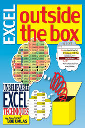 Excel Outside the Box by Bob Umlas