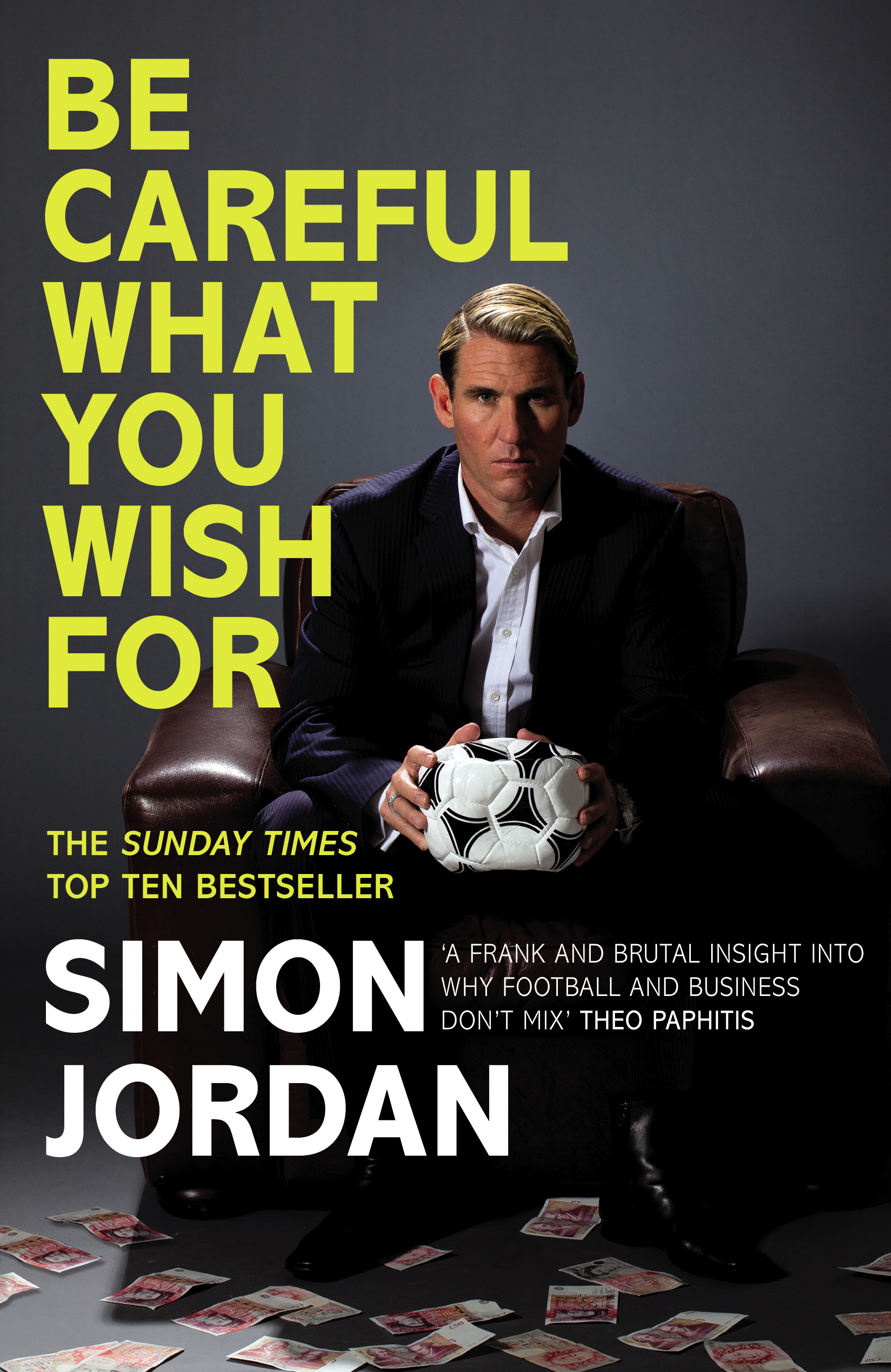 Download Ebook Be Careful What You Wish For by Simon Jordan Pdf