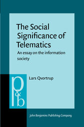 The Social Significance of Telematics by Lars Qvortrup