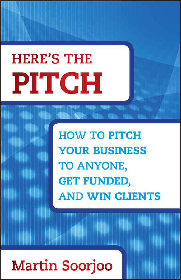 Download Ebook Here's the Pitch by Martin Soorjoo Pdf