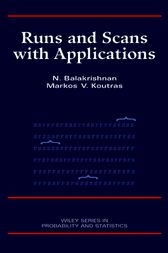 Runs and Scans with Applications by N. Balakrishnan
