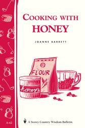 Cooking with Honey by Joanne Barrett