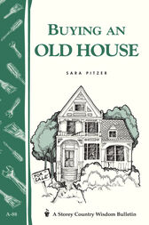 Buying an Old House by Sara Pitzer