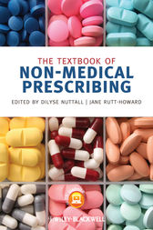 The Textbook of Non-Medical Prescribing by Dilyse Nuttall