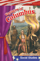 Voyages of Columbus by Gail Skroback Hennessey
