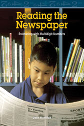 Reading the Newspaper by Dawn McMillan